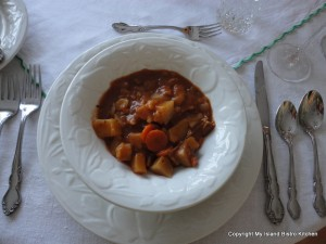 Spirited Irish Stew
