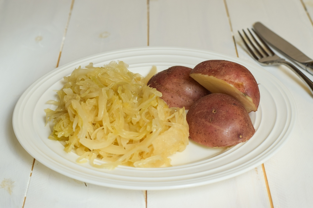 Pickled Cabbage/Sauerkraut