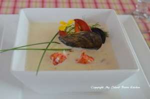 Jeff&#039;s PEI Seafood Chowder