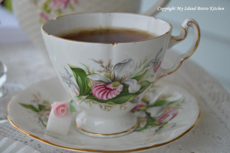 how to make lady slipper tea