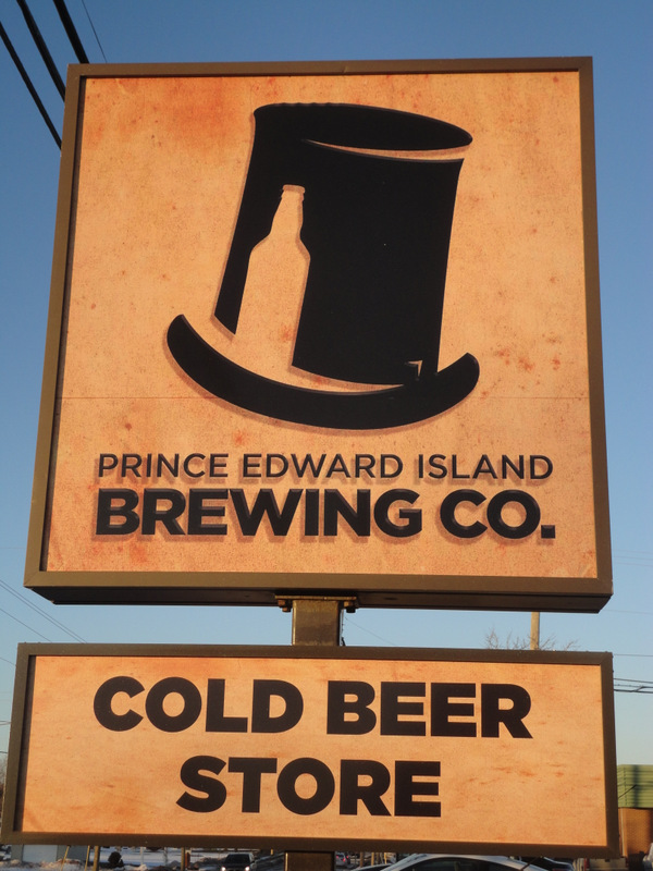 What's Brewing at the Prince Edward Island Brewing Co. in