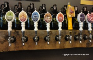 On Tap at the Prince Edward Island Brewing Company