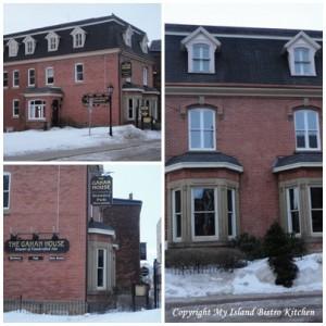 Gahan House Restaurant, Charlottetown, PEI