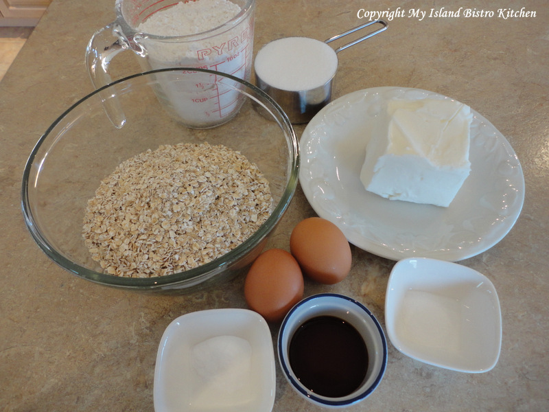 Oatcake Ingredients