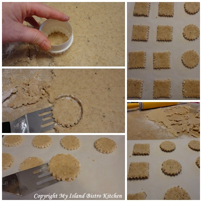 Old-Fashioned Scottish Oatcakes