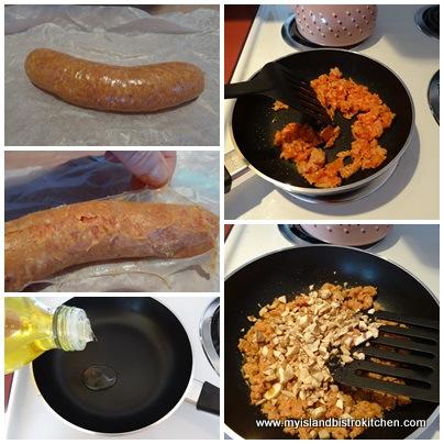 page 1 - Sausage