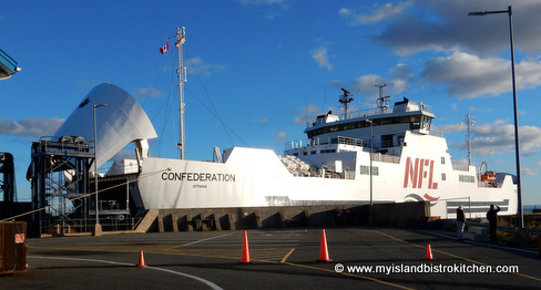 MV Confederation