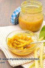 Mustard Beans