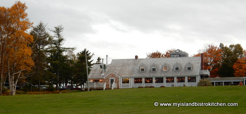 The Inn at Bay Fortune, PEI, Canada