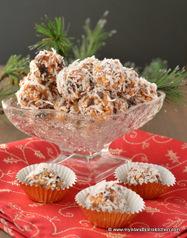 Frypan Cookie Balls