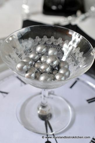 Silver Cola Balls