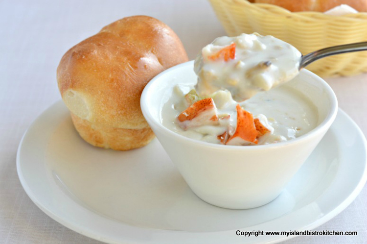 New Glasgow Lobster Suppers' Seafood Chowder