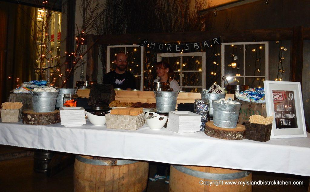 S'Mores Dessert Bar