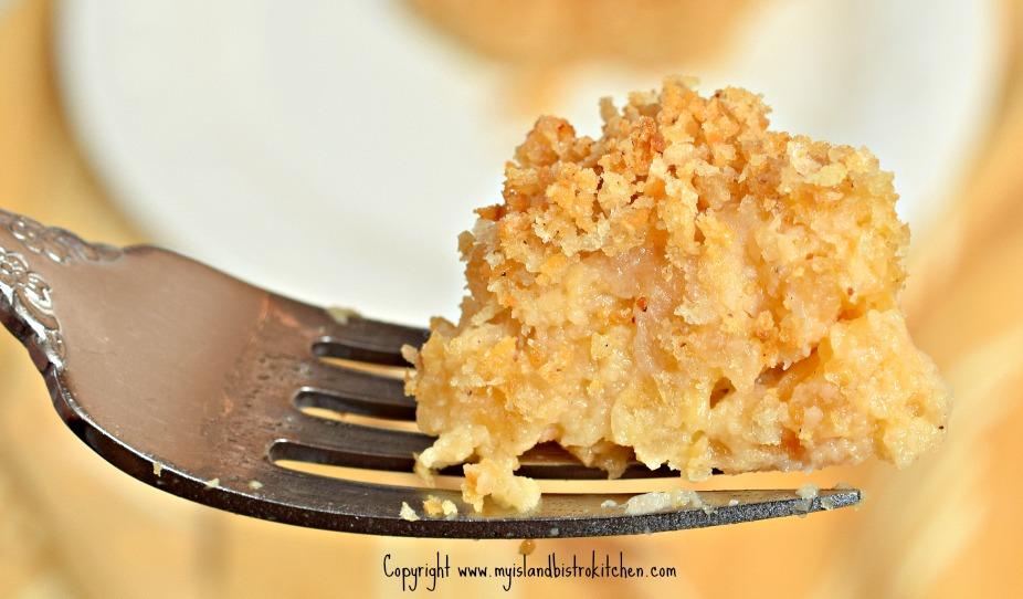 Turnip Puff Casserole