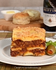 #RethinkBeef Global Recipe Swap Campaign - Moussaka #sponsored