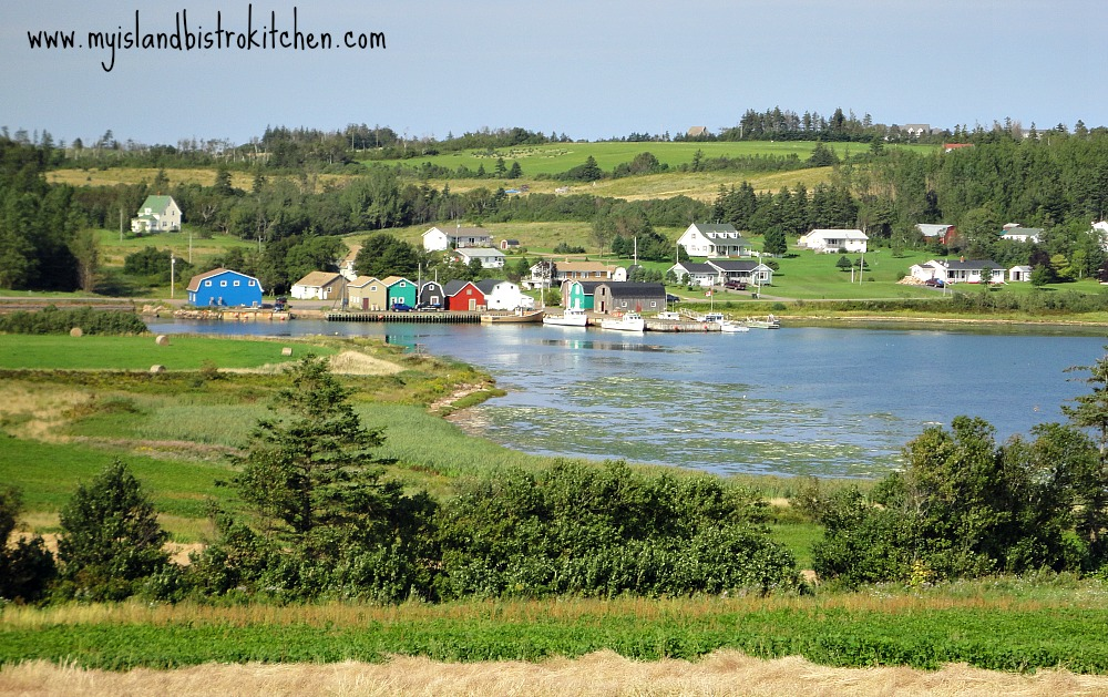 PEI Fishing Harbour
