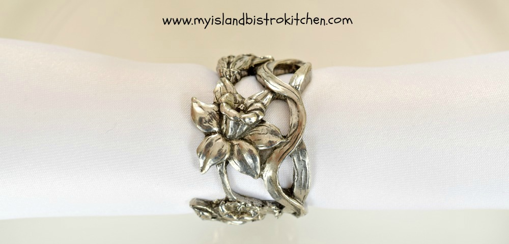 Seagull Pewter Napkin Ring