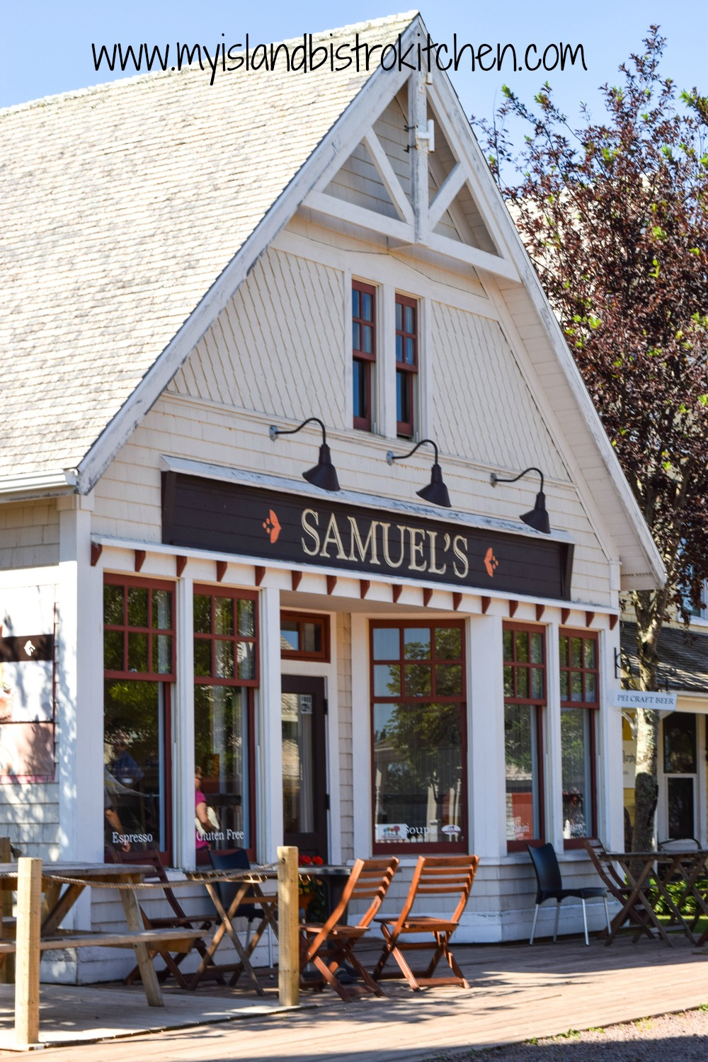Samuel's in Cavendish, PEI