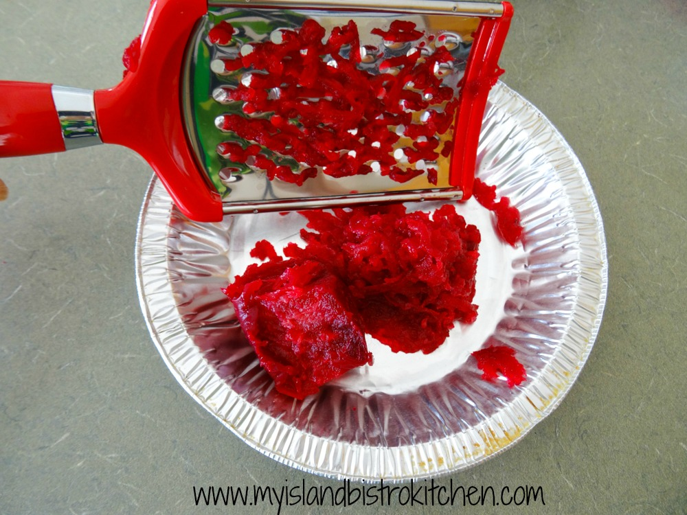 Shredded Cooked Beets