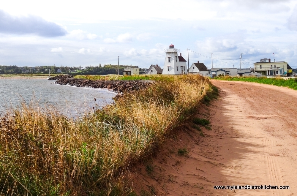 Lighthouse at North Rustico, PEI