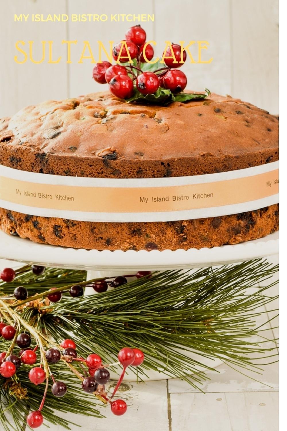 Sultana Cake