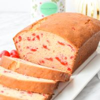 Cherry Quick Bread