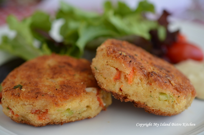 Barbara's Lobster Cakes