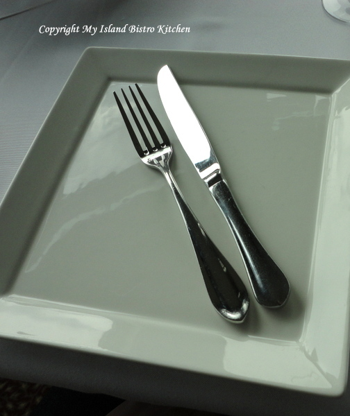 Placement of Cutlery at Conclusion of Course