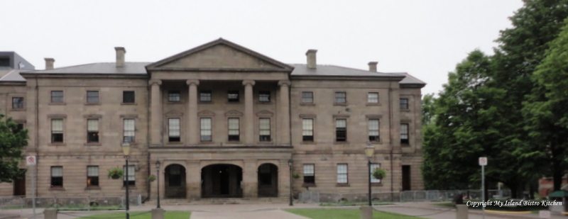 Province House - Charlottetown, PEI