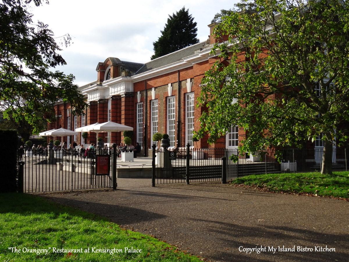 """The Orangery"" at Kensington Palace"