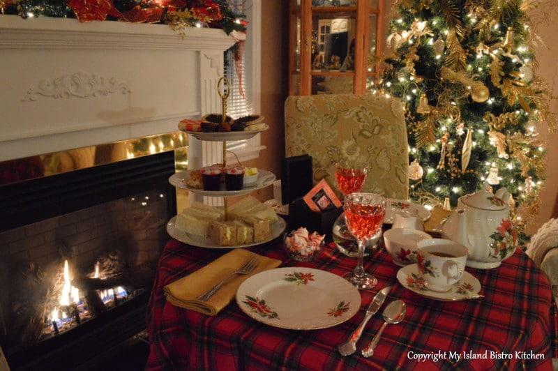 Christmas Afternoon Tea