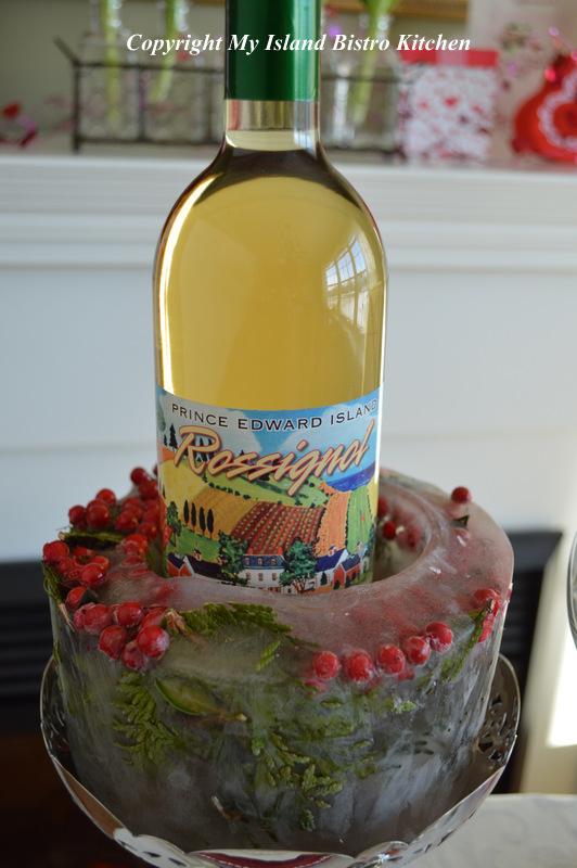 Rossignol's Little Sands White Wine