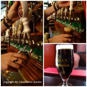 Gahan Iron Bridge Brown Ale