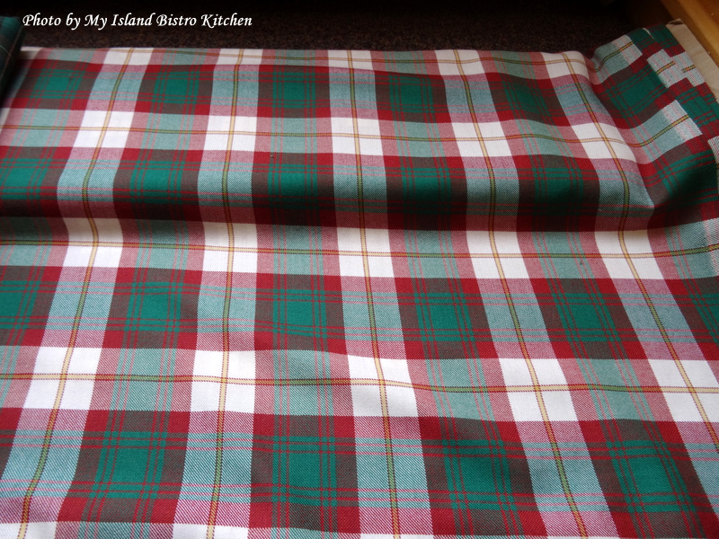 Prince Edward Island Dress Tartan