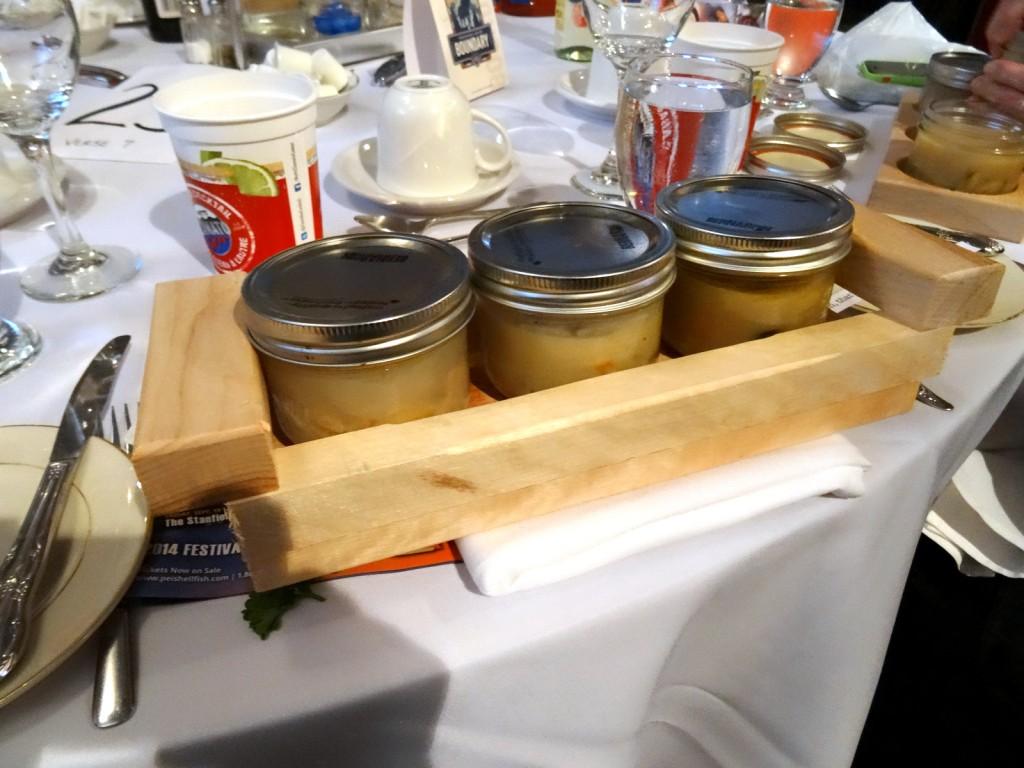 Mussel Chowders