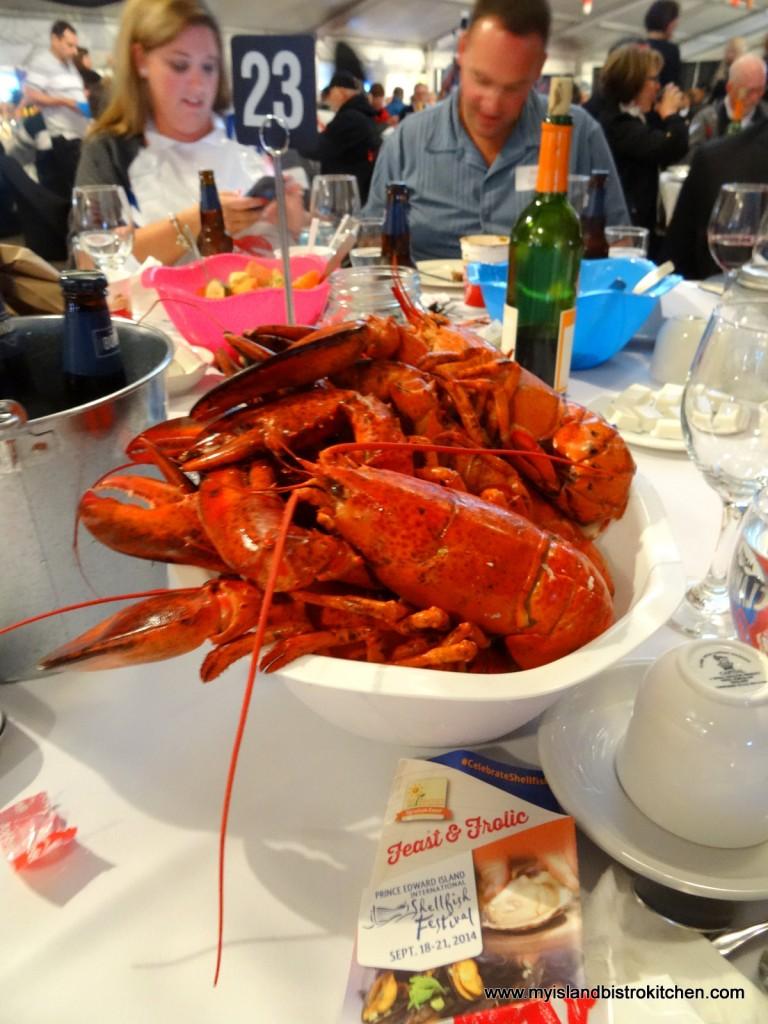 PEI Lobster!