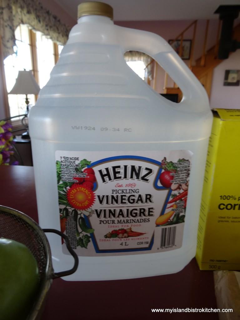Pickling Vinegar