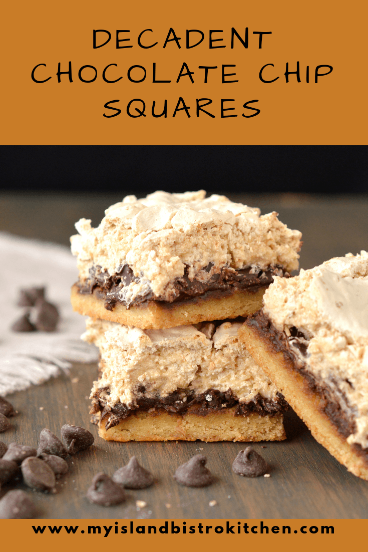 Chocolate Chip Squares