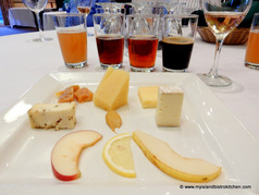 """Beer and Cheese Pairing"""