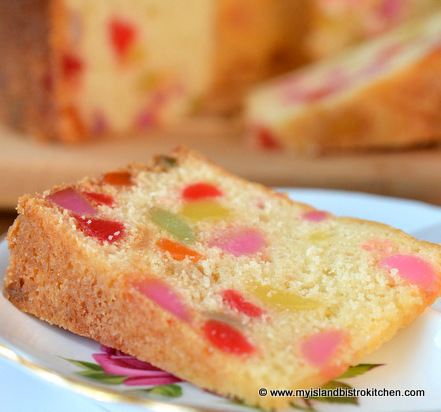 Gumdrop Cake
