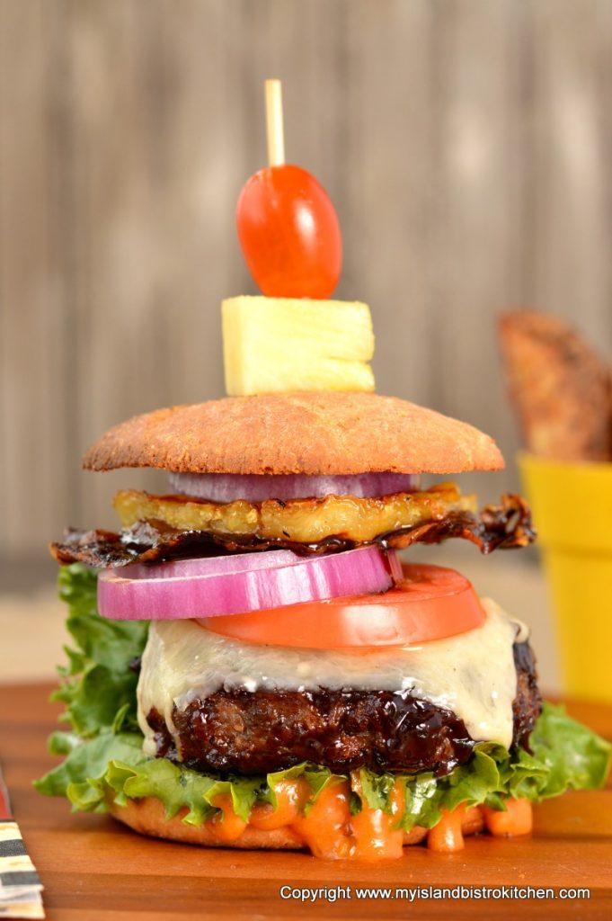 """The Bistro Burger"""