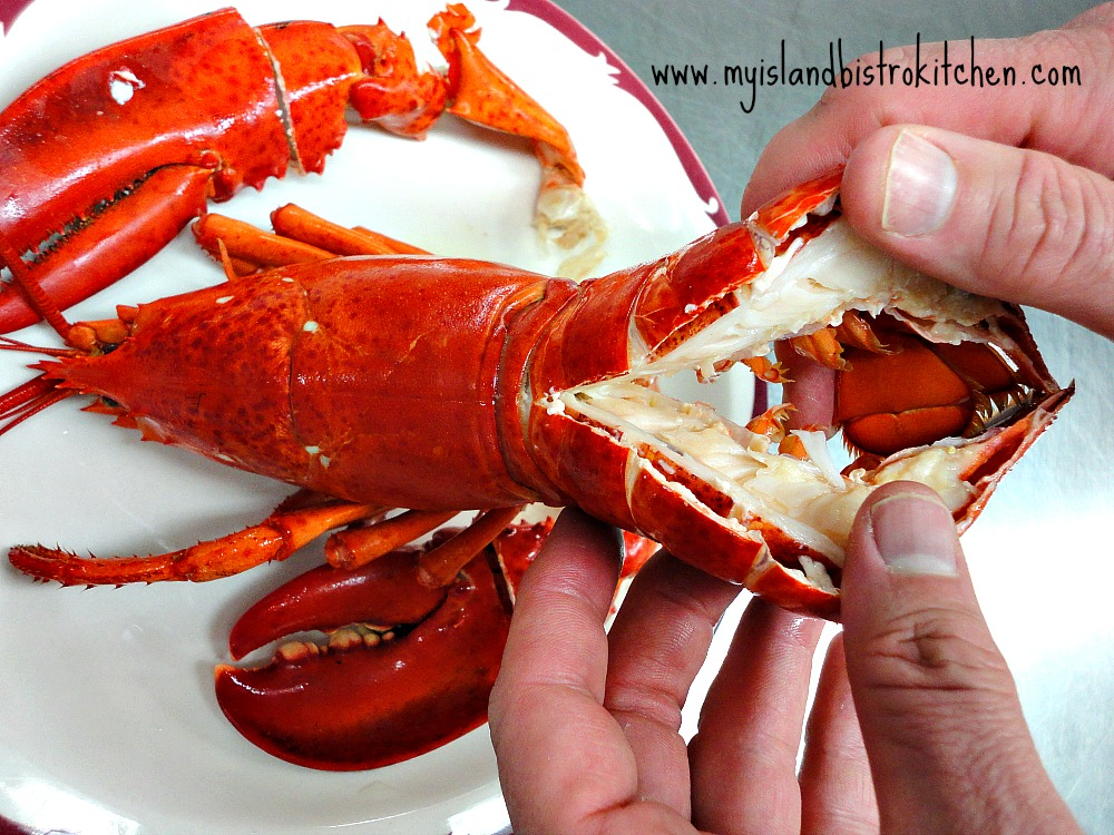 How to Eat Lobster, PEI Style