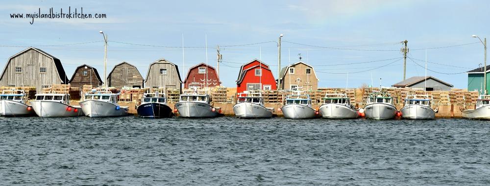 Malpeque Harbour, PEI