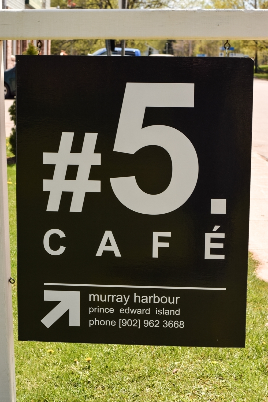 #5 Café, Murray Harbour, PEI