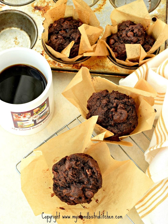 Beet Muffins