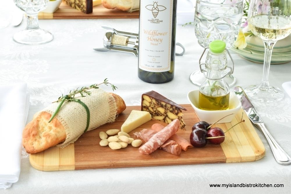 Island Honey Wine Company's Wildflower Mead