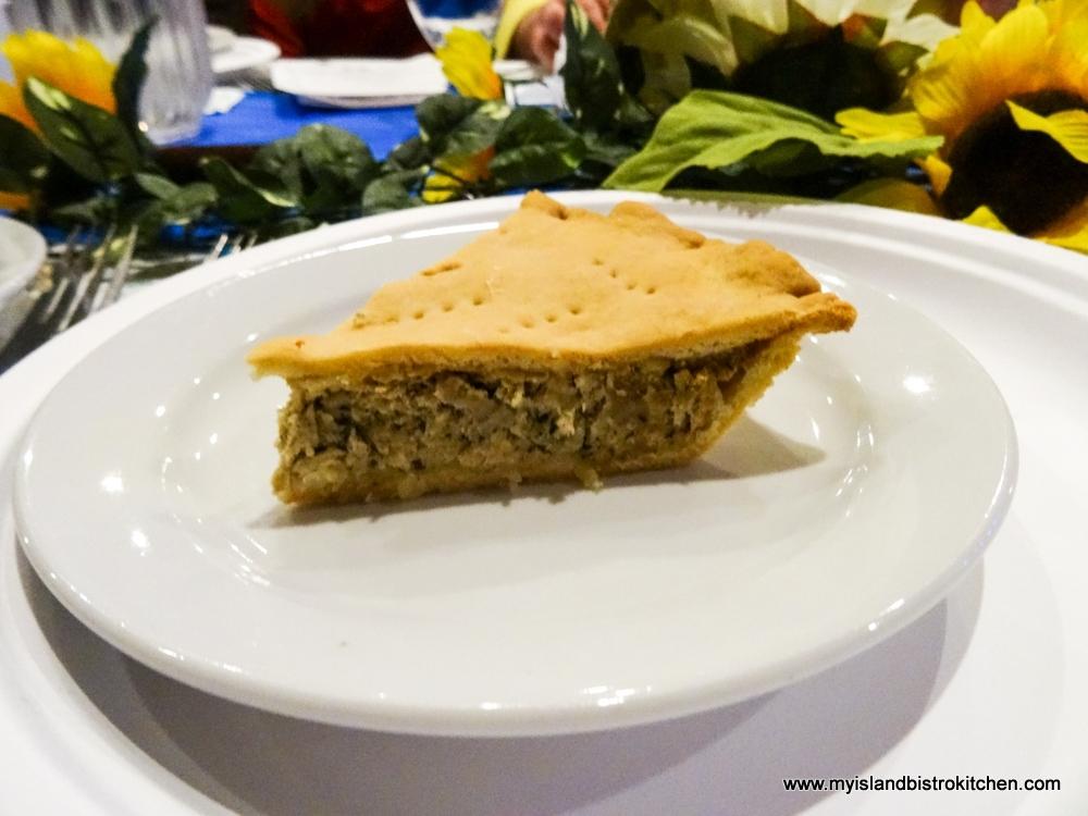 Acadian Meat Pie
