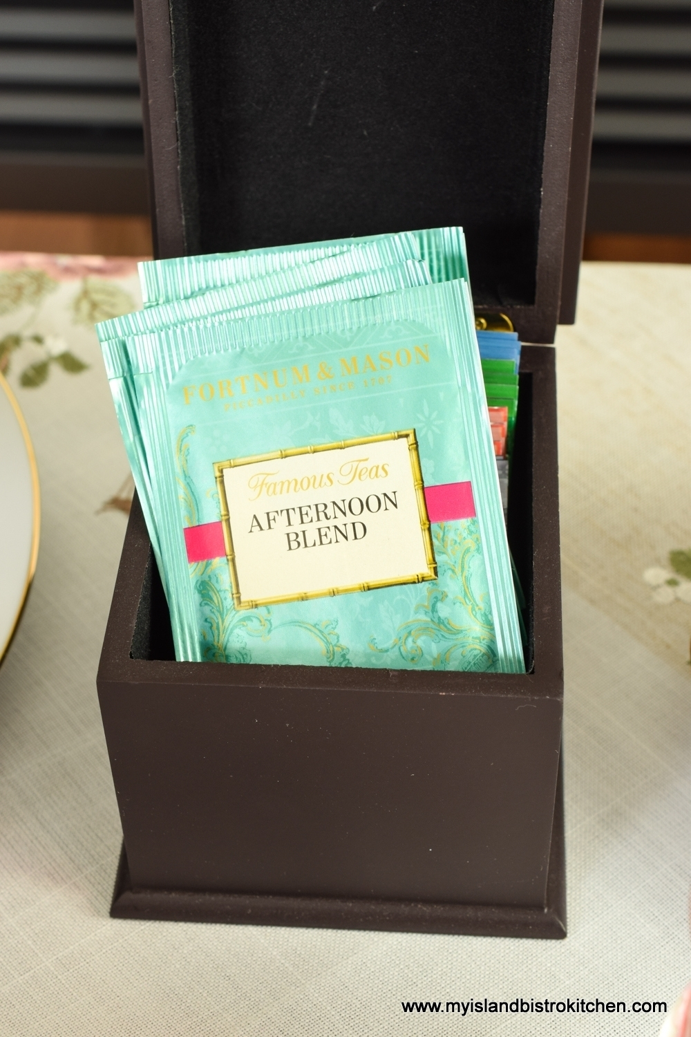 """Fortnum and Mason's """"Afternoon Tea"""" Blend"""