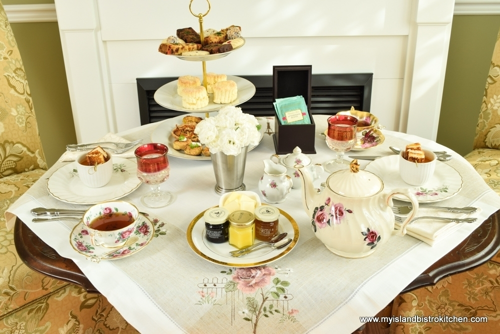 The Tea Table is Set