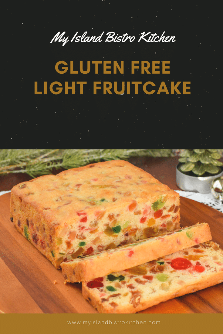 Light Fruitcake